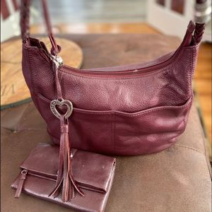 Brighton bag and matching wallet